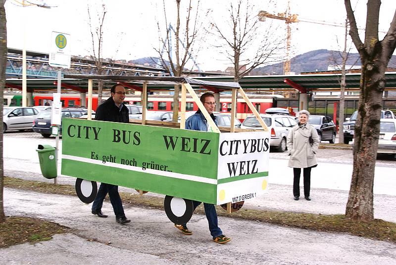 Weizer Citybus ;-)